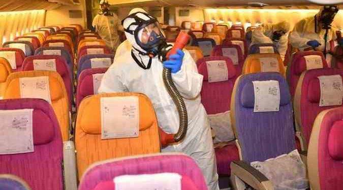 Coronavírus: deputado quer que Justiça Federal suspenda voos da Ásia e Europa para o Brasil