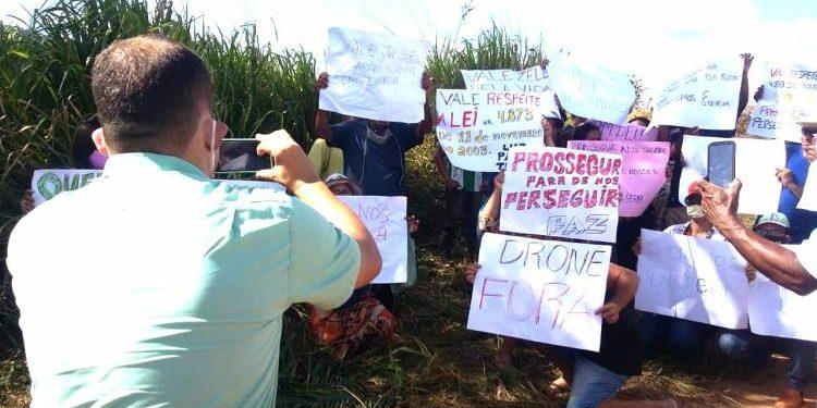 """MPF envia recomendação e não quer que Vale """"faça justiça com as próprias mãos"""" contra agricultores"""