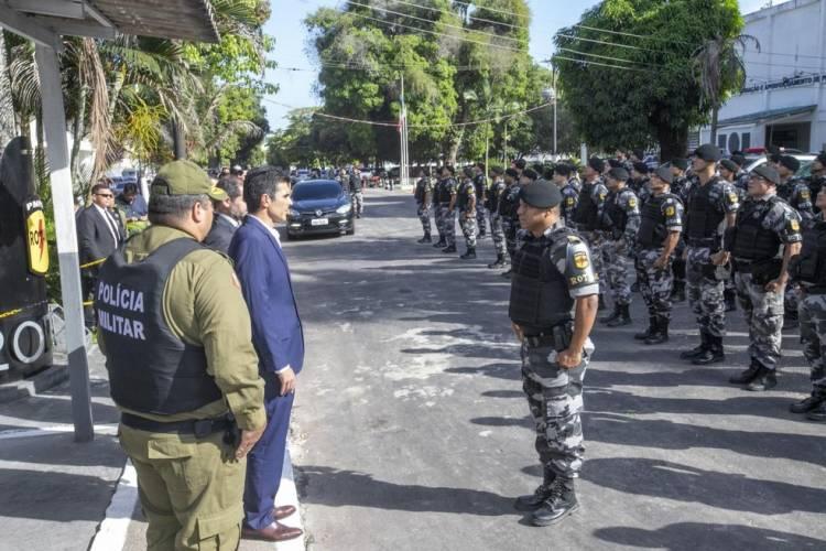 É ordem do coronel: PM do Pará fica de prontidão e não sai dos quartéis, dia 7